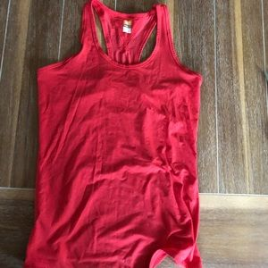 lucy tank top, athletic EUC